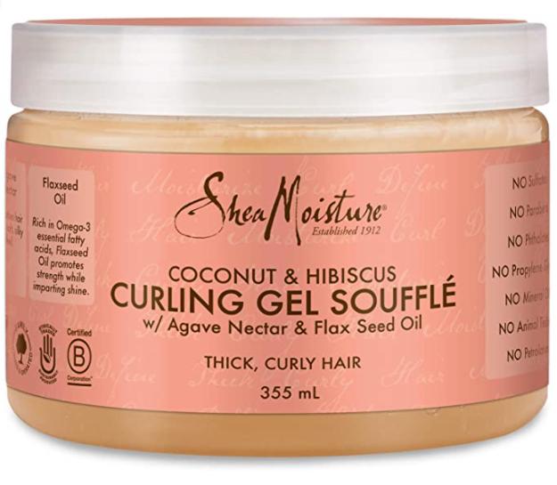 Shea Moisture - Curling Gel Souffle