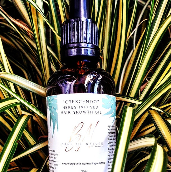 Bags of Nature - Crescendo Growth Oil