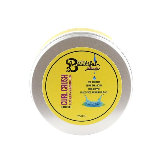 BBN - Curl Crush Flaxseed & Marshmallow Gel