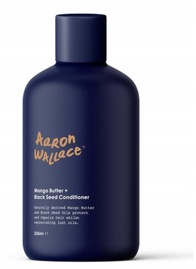 Aaron Wallace - Mango Butter + Black Seed Conditioner