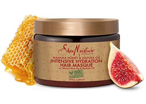 Shea Moisture - Manuka Honey & Mafura Oil Intensive Hydration Hair Masque