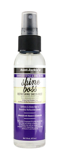 Aunt Jackie's Shine Boss Mist