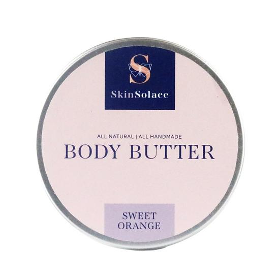 Skin Solace - Sweet Orange Body Butter