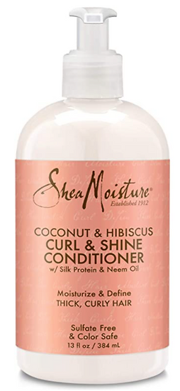 Shea Moisture - Curl & Shine Conditioner