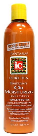 IC Fantasia - Pure Tea Instant Oil Moisturizer Hair Lotion