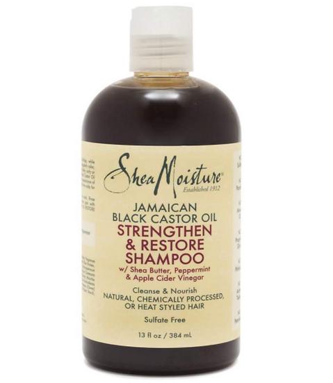 Shea Moisture - Strengthen & Restore Shampoo