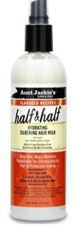 Aunt Jackie's Half & Half - Hydrating Silkening Hair Milk