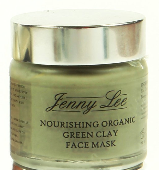 Jenny Lee - Nourishing Green Clay Face Mask