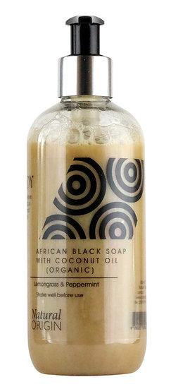 Natural Origins - Organic African Black Soap