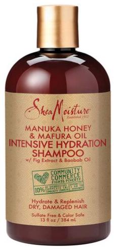Shea Moisture - Intensive Hydration Shampoo
