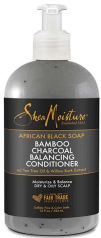 Shea Moisture - Bamboo Charcoal Balancing Conditioner