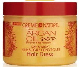Creme of Nature - Day & Night, Hair & Scalp Conditioner