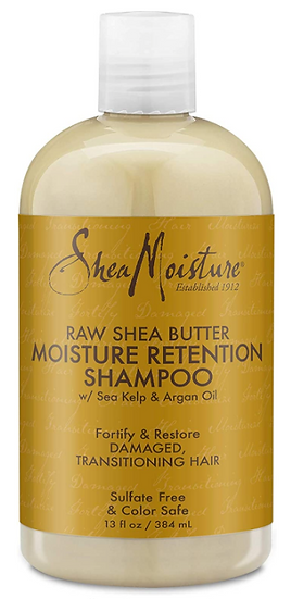 Shea Moisture - Moisture Retention Shampoo