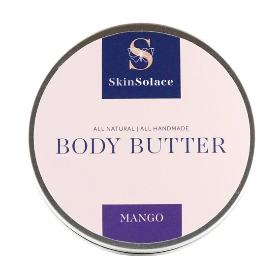 Skin Solace - Mango Body Butter