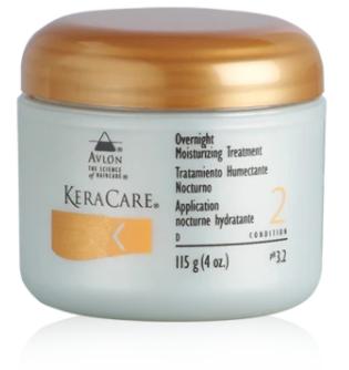 KeraCare Overnight Moisturising Treatment