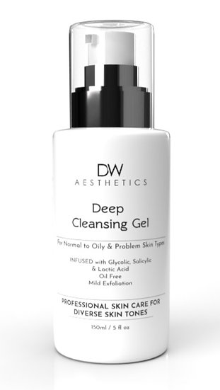 DW Aesthetics - Deep Cleansing Gel