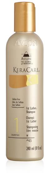 KeraCare 1st Lather Shampoo Sulphate Free