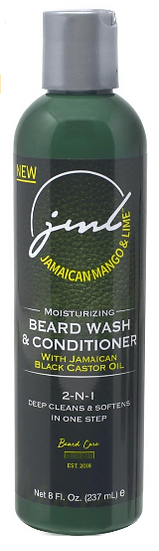 Jamaican Mango & Lime Moisturising Beard Wash & Conditioner
