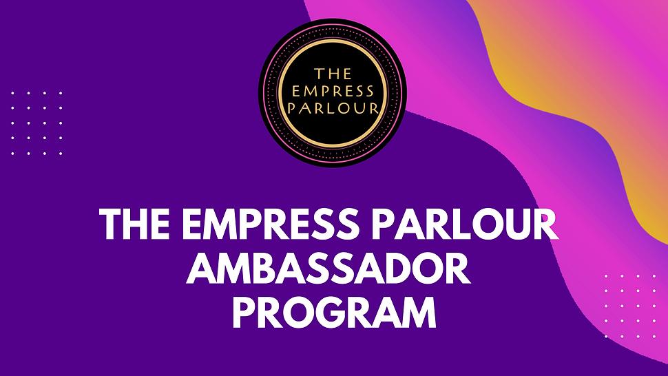 EP - Brand Ambassador Presentation (pg 1