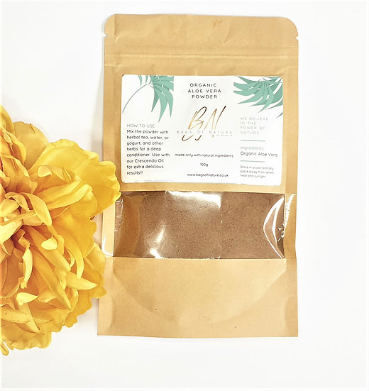 Bags of Nature - Aloe Vera Powder