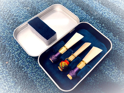 Bassoon Reed Case (holds 3)