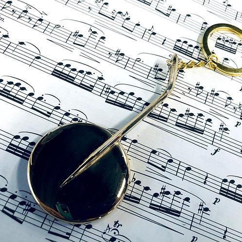 Saxophone Key Keychain (large)