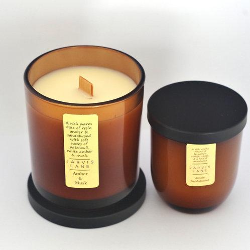 Amber Jars