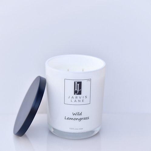 Big Burn Jar - Wild Lemongrass
