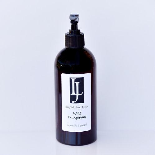 Liquid Soad - Wild Frangipani