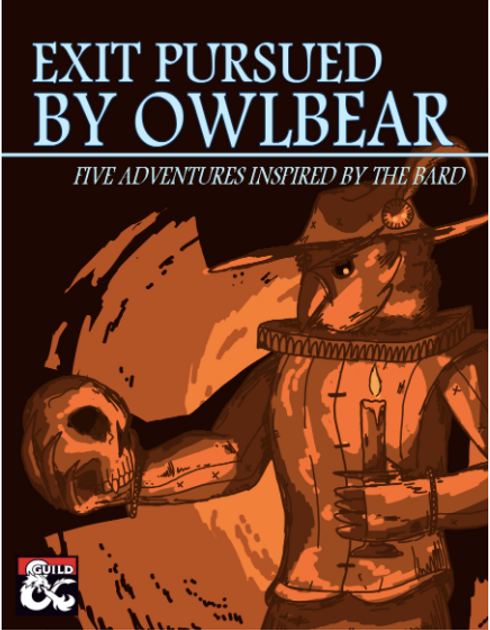 Owlbear Cover