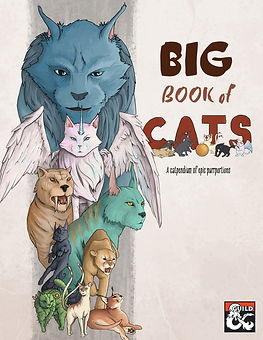 Book of Cats cover