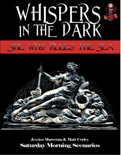 She Who Rules Cover, Whispers in the Dark