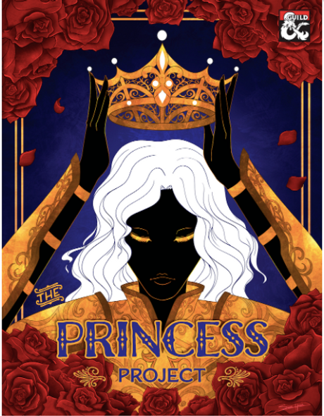 Princess project cover