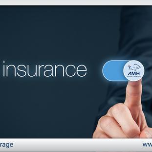 Insurance & Savings with AMH Insurance Brokerage.