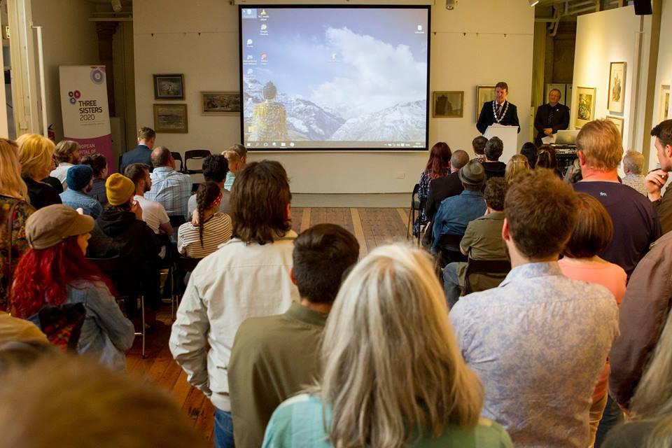Appendix 2 B Film Centre Launch