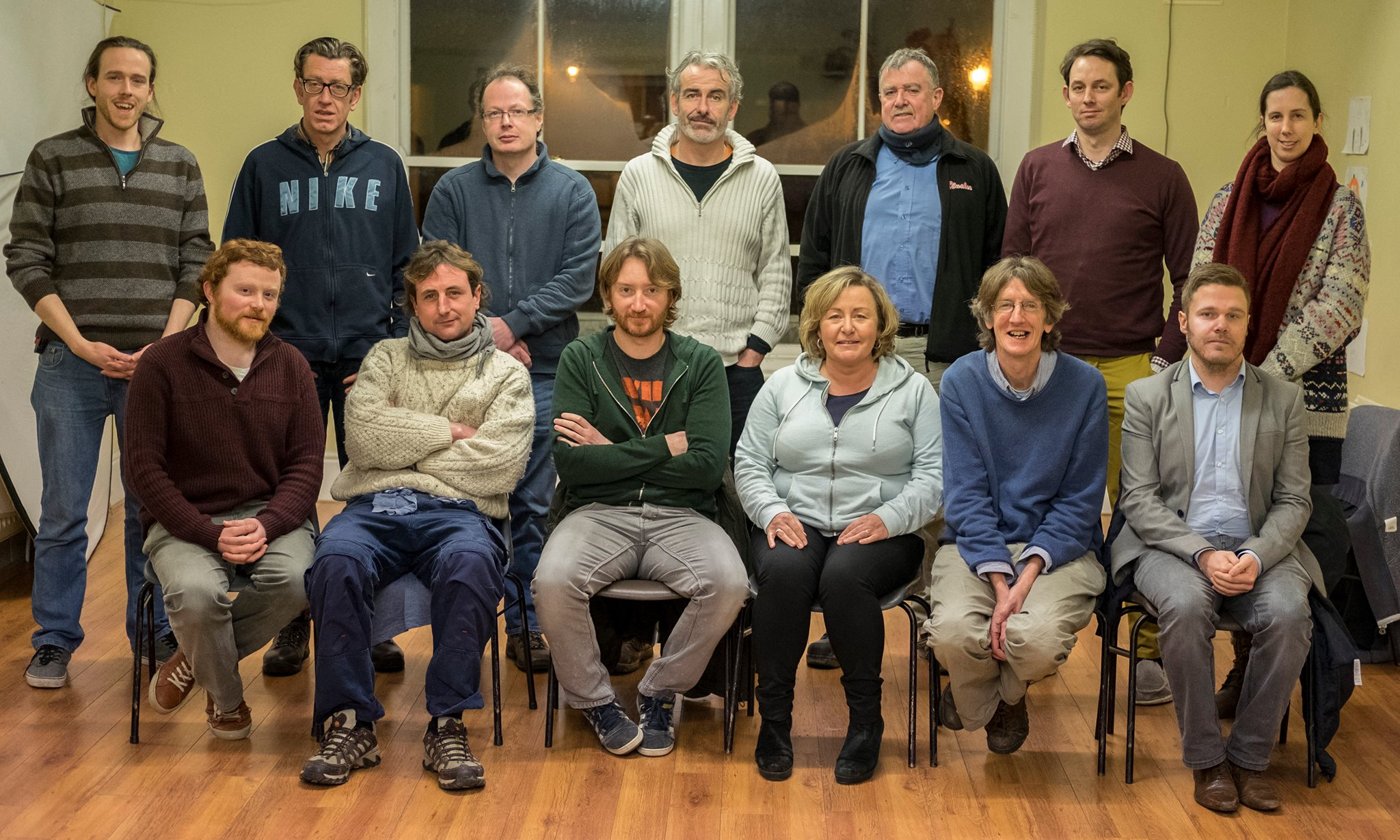 WFC Meeting January 2017