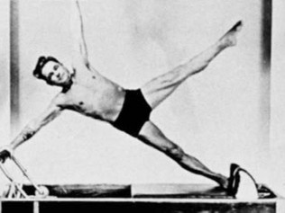 Who was Joseph Pilates - Young