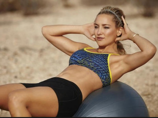 Kate Hudson´s Pilates Secrets Absolute Pilates Marbella