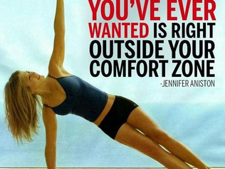 Jennifer Aniston talks Pilates