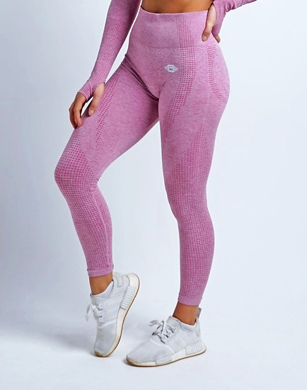 BuzzPhysique Roma Seamless Leggings - Pink