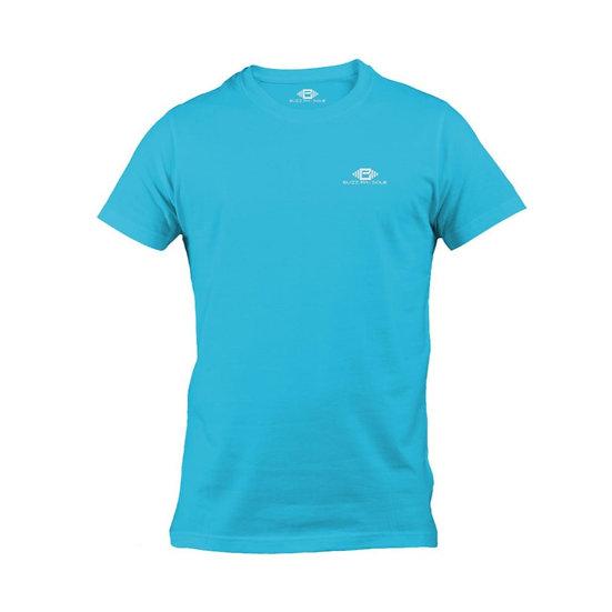 Lifestyle Performance T-Shirt - Surf Blue