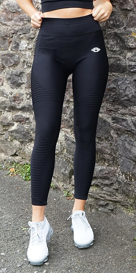 Buzz Physique Seamless Leggings - Black