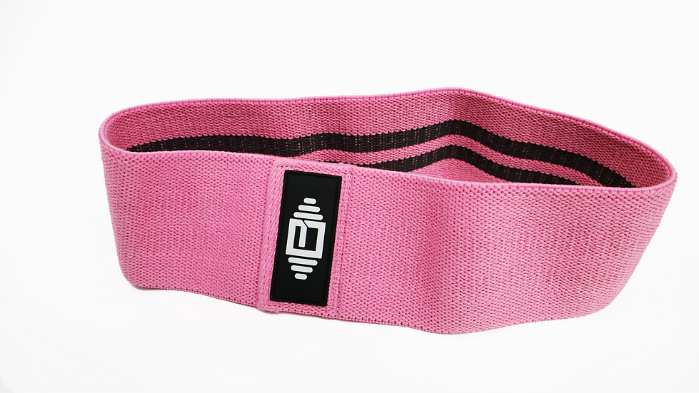 Buzz Physique Glute Band - Pink
