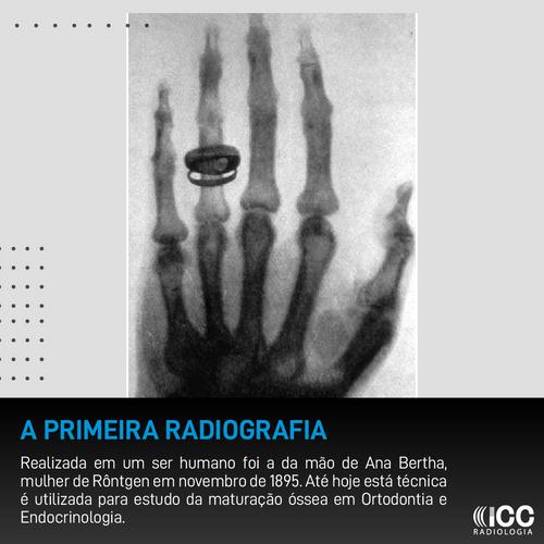 A Primeira Radiografia
