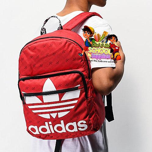 Original Adidas Trefoil backpack