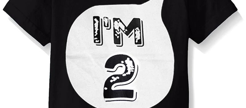 I'm 2