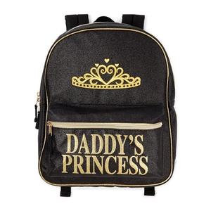 Daddy's Princess backpack set