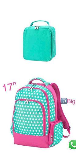 """17"""" backpack set"""