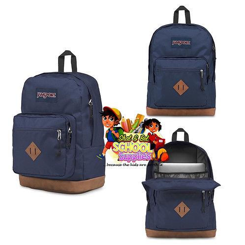 Jansport navy backpack