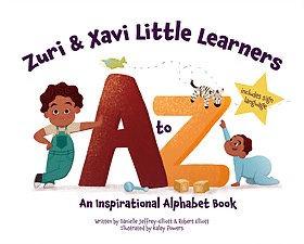 Zuri & Xavi Little Learners A-Z book